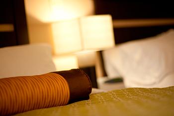 Hôtel chambre