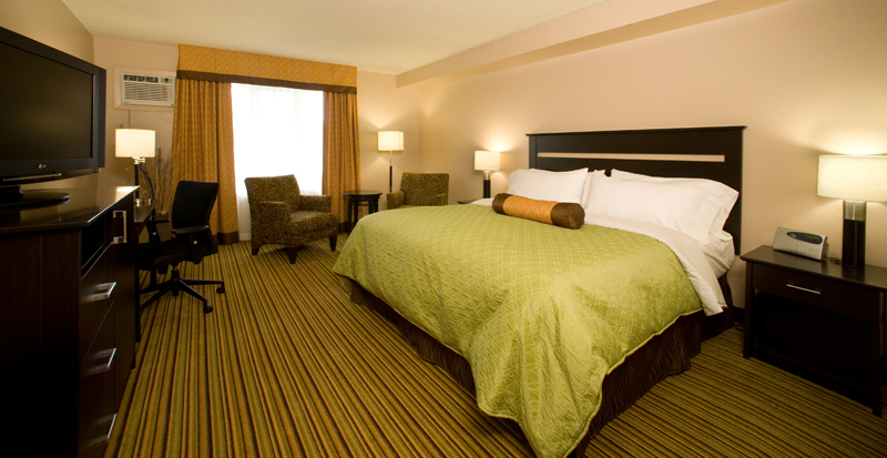 best western mont laurier chambres